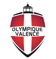 Логотип футбольный клуб Олимпик де Валанс