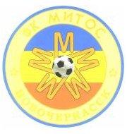 Логотип футбольный клуб МИТОС (Новочеркасск)