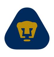 Логотип футбольный клуб УНАМ Пумас (Мехико)