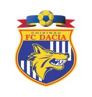 Логотип футбольный клуб Дачия (Кишинев)