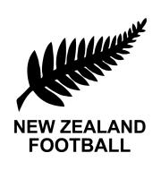 Логотип футбольный клуб Новая Зеландия (до 23)