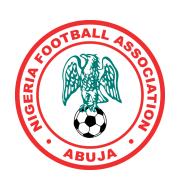 Логотип футбольный клуб Нигерия (мол.)