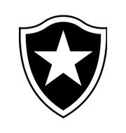 Логотип футбольный клуб Ботафого (Рио-де-Жанейро)
