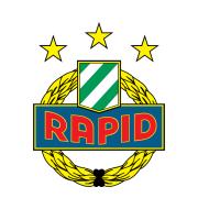 Логотип футбольный клуб Рапид (Вена)