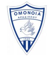 Логотип футбольный клуб Омония ФК Арадиппу