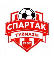 Логотип футбольный клуб Спартак (Туймазы)