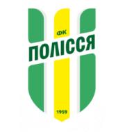 Логотип футбольный клуб Полесье (Житомир)