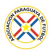 Логотип футбольный клуб Парагвай