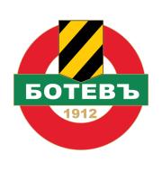 Логотип футбольный клуб Ботев (Пловдив)