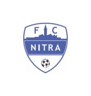 Логотип футбольный клуб Нитра (до 19)