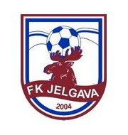 Логотип футбольный клуб Елгава