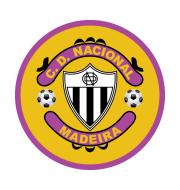 Логотип футбольный клуб Насионал (Фуншал)