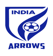Логотип футбольный клуб Индиан Эрроуз (Калькутта)