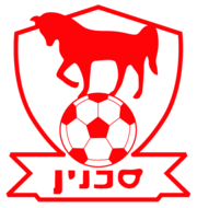 Логотип футбольный клуб Бней Сахнин
