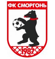 Логотип футбольный клуб Сморгонь
