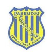 Логотип футбольный клуб Круоя (Пакруойс)