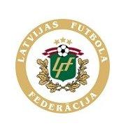 Логотип футбольный клуб Латвия (до 21)