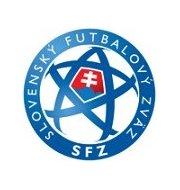 Логотип футбольный клуб Словакия (до 21)