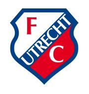 Логотип футбольный клуб Утрехт-2