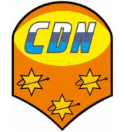Логотип футбольный клуб Крусеро-дель-Норте (Гарупа)