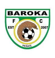 Логотип футбольный клуб Барока (Лебовакгомо)