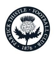 Логотип футбольный клуб Партик Тисл (Глазго)