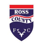 Логотип футбольный клуб Росс Каунти (Дингволл)