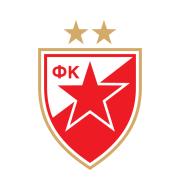 Логотип футбольный клуб Црвена Звезда (до 19) (Белград)