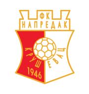 Логотип футбольный клуб Напредак (Крушевац)