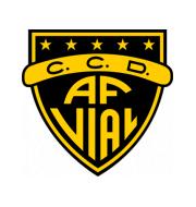 Логотип футбольный клуб Депортиво Фернандес Виаль (Консепсьон)