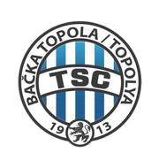 Логотип футбольный клуб Бачка-Топола