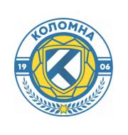 Логотип футбольный клуб Коломна