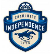 Логотип футбольный клуб Шарлотт Индепенденс