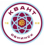 Логотип футбольный клуб Квант (Обнинск)