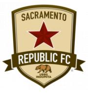 Логотип футбольный клуб Сакраменто Репаблик