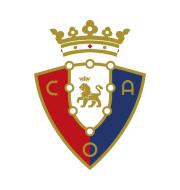 Логотип футбольный клуб Осасуна (Памплона)