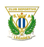 Логотип футбольный клуб Леганес