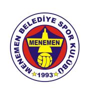 Логотип футбольный клуб Менемен Беледийеспор