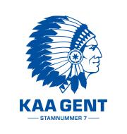 Логотип футбольный клуб Гент