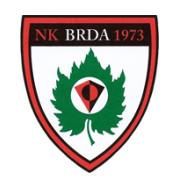 Логотип футбольный клуб Брда Доброво