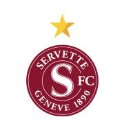 Логотип футбольный клуб Серветт (Женева)