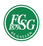 Логотип футбольный клуб Санкт-Галлен