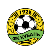 Логотип футбольный клуб Кубань (мол) (Краснодар)