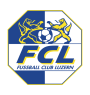 Логотип футбольный клуб Люцерн