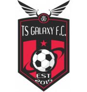Логотип футбольный клуб ТС Гэлакси (Камеелривье)