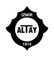 Логотип футбольный клуб Алтай (Измир)