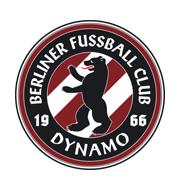Логотип футбольный клуб Динамо (Берлин)