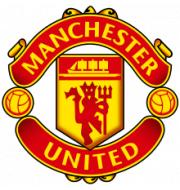 Логотип футбольный клуб Манчестер Юнайтед (до 19)