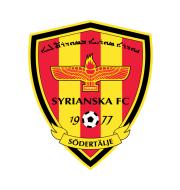 Логотип футбольный клуб Сирианска (Сёдертелье)