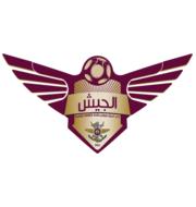 Логотип футбольный клуб Аль-Джайш